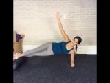 Упражнения на всё тело!