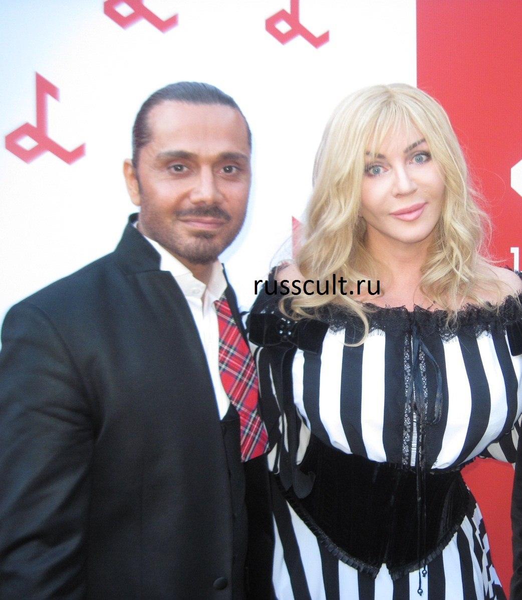 Ирина Билык с супругом