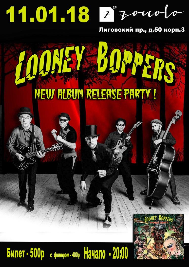 11.01 Looney Boppers в клубе Zoccolo!