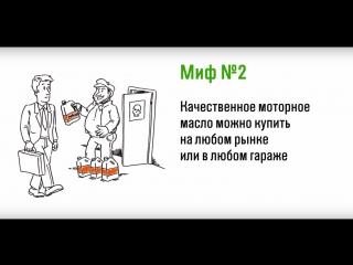 Миф 2. Где купить качественное моторное масло
