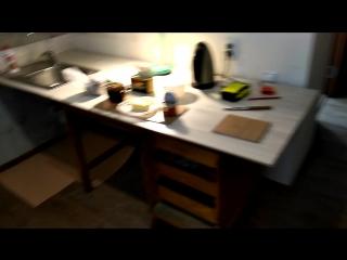 Упаковка ламината и СКАЗОЧНОЕ превращение старого стола в рабочую поверхность для кухни. ЧАСТЬ 1