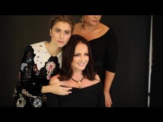 ELLE  Как снимали обложку с Софией Ротару для ELLE ❤