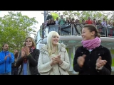 Baccara - Yes Sir, I Can Boogie (ZDF-Fernsehgarten - ZDF HD 2014 aug24)