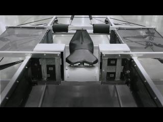 «Калашников» показал концепт летающего мотоцикла