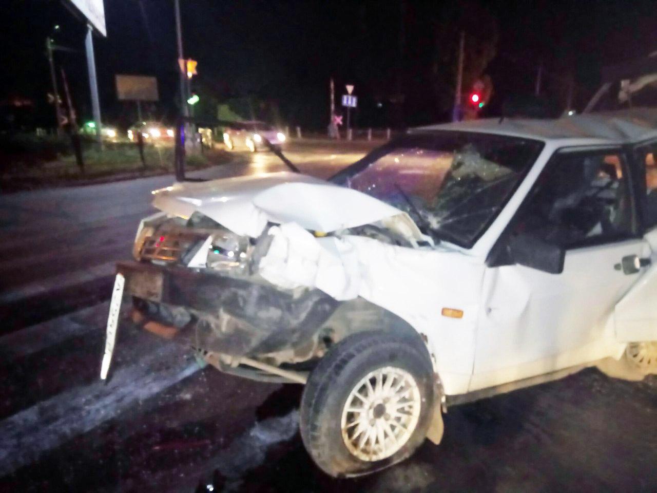 Сбежавший с места ДТП водитель Porsche Panamera сам сдался полиции