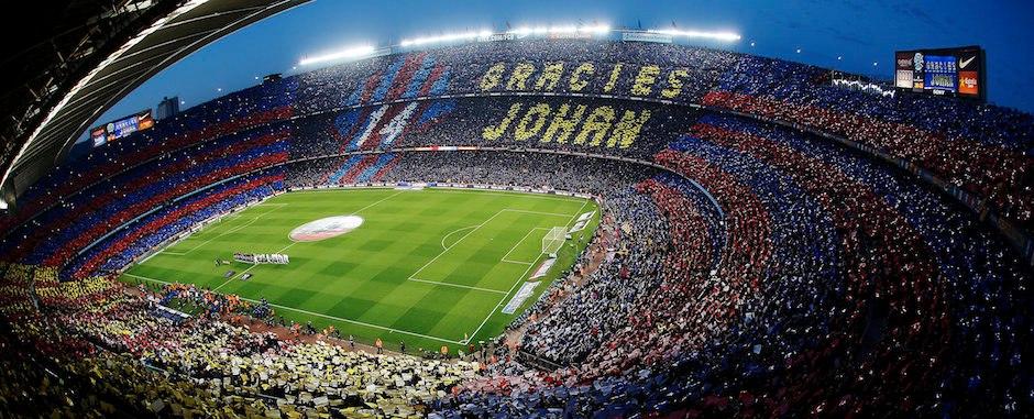 Tug'ilgan kuning bilan, Camp Nou!!!