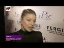 Фёрги на премьере «Double Dutchess: Seeing Double» в «iPic»