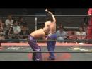 Sean Guinness, Yoshikazu Yokoyama vs. KAMIKAZE, TARU (ZERO1 - Shinjiro Otani Tatsuhito Takaiwa 25th Anniversary Convention)