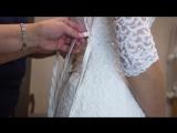 Сборы невесты. Прическа и украшение (серьги, ожерелье и браслет) Девушкина Ольга