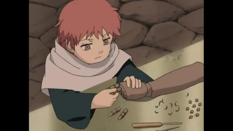 Момент из 27 серии аниме Наруто Ураганные хроники Naruto Shippuuden
