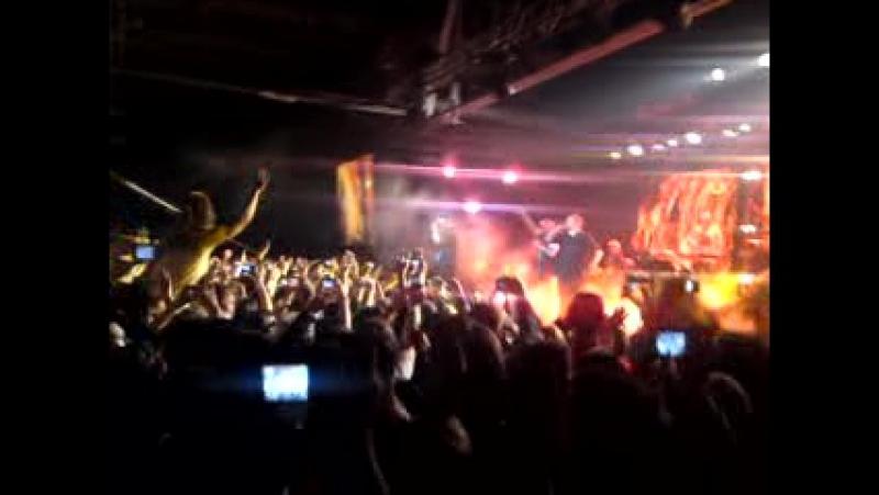 Концерт Басты 2010 год клуб Milk)Баста и Гуф