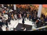 Флешмоб в торговом центре г. Петрозаводск.