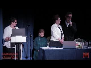 03 сентября 2017 Открытый университет Лейлы Адамян в Московском Музыкальном театре Геликон-опера