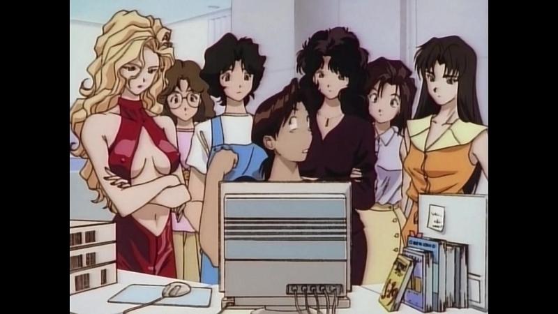 Golden Boy / Золотой парень - 1 серия [озвучка MTV] - 1995