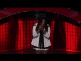 "Keisha Renee спела ""I Cant Stop Loving You"" на слепых прослушиваниях The Voice"