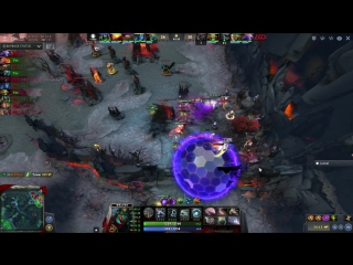OP Lina Suicide to Save BurNing (LGD vs Invictus Gaming, Manila Masters)