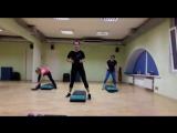 fitnessMary Фрагмент высокоинтенсивной интервальной тренировки ( 30 мин )