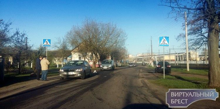 Наезд на пешехода в Бресте: пострадавшая отпущена домой