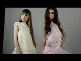 процесс съемки новых платьев veraletta в модельном агентстве Diva Models