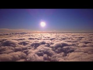 Закат - полет над облаками на высоту 5 000 метров.