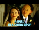 Идиома A BULL IN A CHINA SHOP из сериала Sex and The City