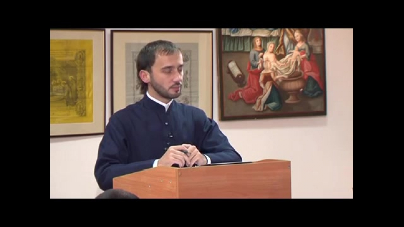 Уроки богослов'я. Історія Православ'я на Русі ч.16 'Релігійно-моральний стан суспільста у XVI ст.'
