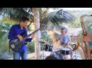 Our instrumentals and a raggae song feat Rapapam Acid Jazz Band in Goa