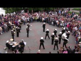Дефиле оркестра арт-проект РиоРита - радость Победы