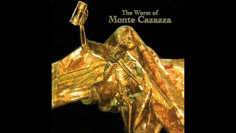 Monte Cazazza If Thoughts Could Kill