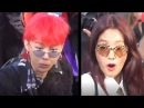 Reaction when G-DRAGON GD Park Shin Hye meets chosaeho / Jo Se-ho @ Paris 3 october 2017