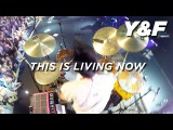 This is Living Now  DRUMS  Hillsong Y&ampF Live