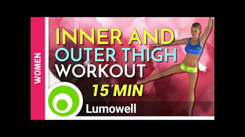 Inner And Outer Thigh Exercises - Weight Loss Thigh Workout
