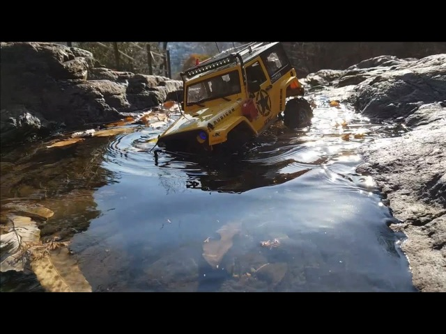 MST CFX Jeep Rubicon Su-jung Valley Adventure 2