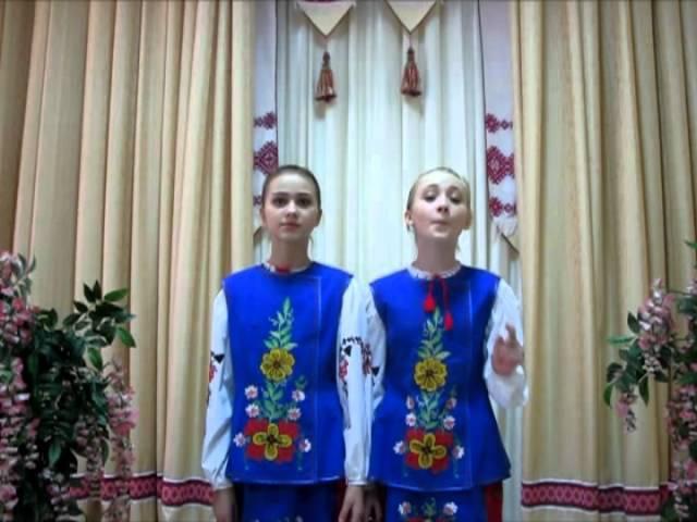 Гумореска - Степан Руданський - Баба в церкві