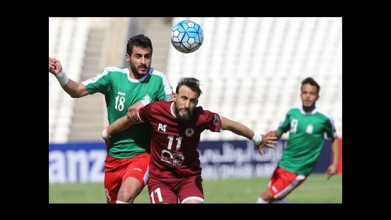Nejmeh vs Al Wehdat AFC Cup 2017 Group Stage