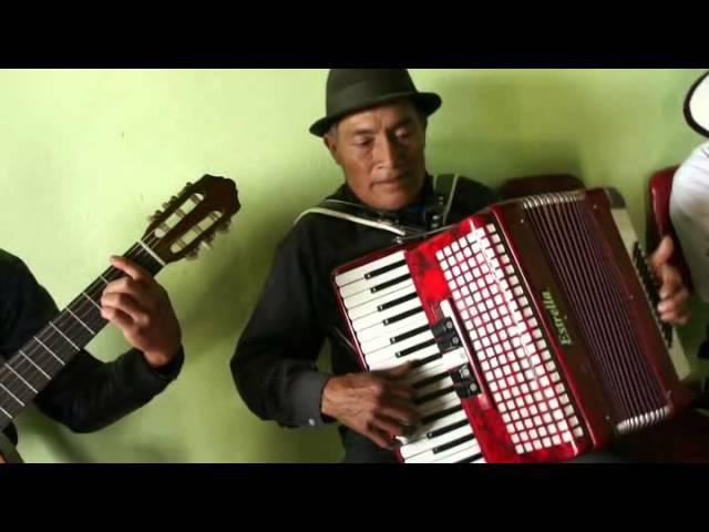 Matias Romero y su acordeón mágico