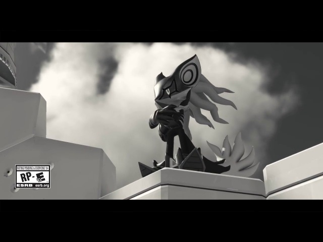 Sonic Forces - Infinite Cutscenes