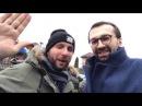 Як Луценко зустрічав гостей з автомайдану