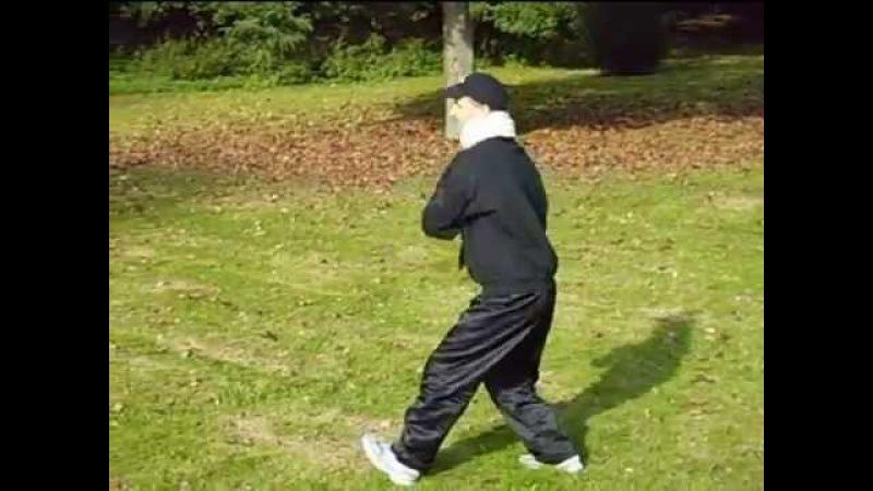 Ha Fu Gau Cha - Doppeldolche / Double Daggers - Seven Star Mantis Kung Fu - M-Kung-Fu.de -
