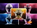 Power Rangers Ninja Steel - All Morphs and Roll Calls | Episodes 1-22 | Superheroes