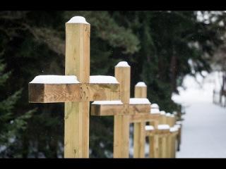 Протестующие начали строить палаточный городок на севере Минска