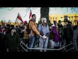 «Марш недармаедаў» у Мінску / Марш нетунеядцев в Минске <#NashaNiva>