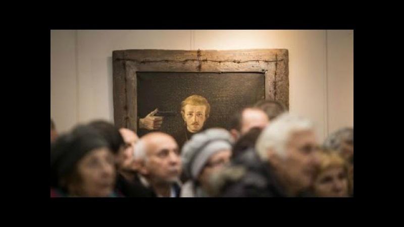 У Палацы мастацтваў адкрылася выстава прысвечанаяахвярам расстрэлаў у Курапатах Белсат