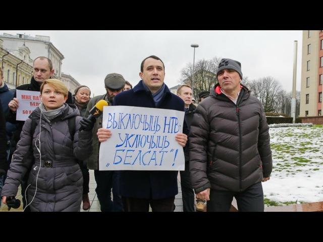 Севярынец Пагрозы Лукашэнкі Звычкі калгаснай дыскатэкі I Северинец и Лукашенко