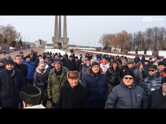 Беларусы тлумачаць, чаму выйшлі на акцыі пратэсту. Адказ БТ
