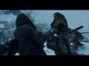 Битва Джона Сноу с белыми хадаками на озере Игра престолов 7 сезон 6 серия