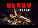Gergo Borlai TamTam DrumFest Sevilla 2016 Gretsch Drums Paiste Cymbals Remo DrumsHead