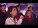 Кеті Мелуа (Katie Melua) виконує Щедрик на BBC