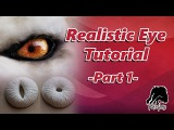 Creature Eye Tutorial -Part 1 How to make realistic fake eyes for your monster cosplay