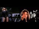 Kylie Minogue, INXS (Michael Huchence) - Need You Tonight (LaRCS, by DcsabaS, 2014 KMO Tour)